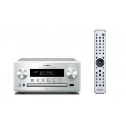 фото CD-ресивер Yamaha CRX-N560. Цвет: белый