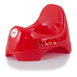 фото Горшок анатомический Baby Care JBB-A. Цвет: красный