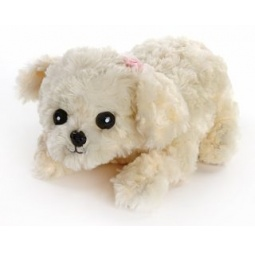 фото Игрушка интерактивная мягкая Fluffy Family «Собачка Нюша»