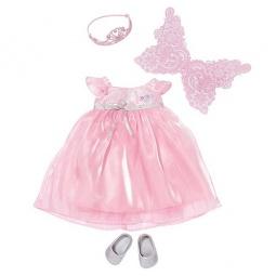 фото Набор одежды для интерактивных кукол Zapf Creation BABY born «Платье феи с подсветкой»