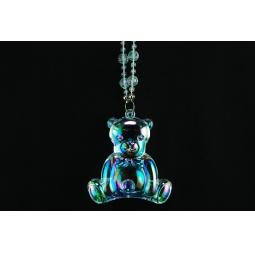 фото Елочное украшение Crystal Deco «Мишка»