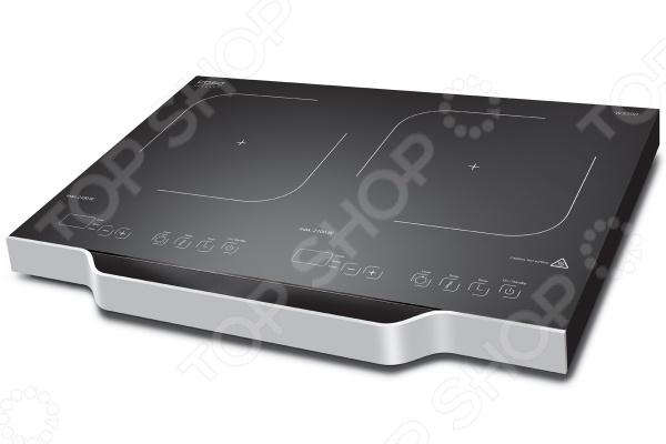 Плита настольная индукционная CASO W 3500 индукционная плита