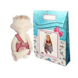 Купить Подарочный набор для изготовления текстильной игрушки Кустарь «Димка»