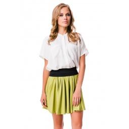 фото Юбка Mondigo 5341. Цвет: зеленый. Размер одежды: 48
