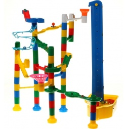 Купить Конструктор для ребенка Toto Toys Marbulous Marble Machine