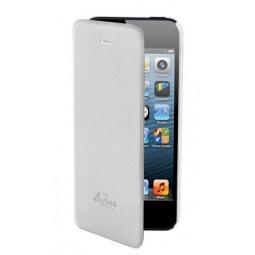 фото Чехол LaZarr Frame Case для Apple iPhone 5. Цвет: белый