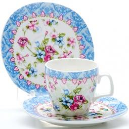 Купить Кофейный набор Loraine LR-24755 «Розы»