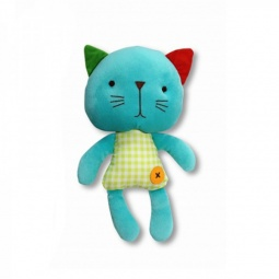фото Мягкая игрушка со звуком 1 Toy «Кот» Т57138-1