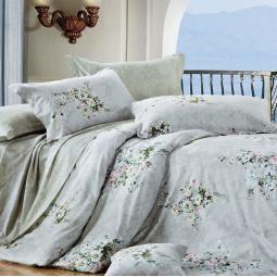 фото Комплект постельного белья Amore Mio Buket. Provence. 1,5-спальный