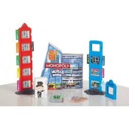 фото Настольная игра Hasbro Монополия. Отели (Hotels)
