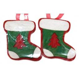 Купить Набор подвесок декоративных Новогодняя сказка «Валеночек»