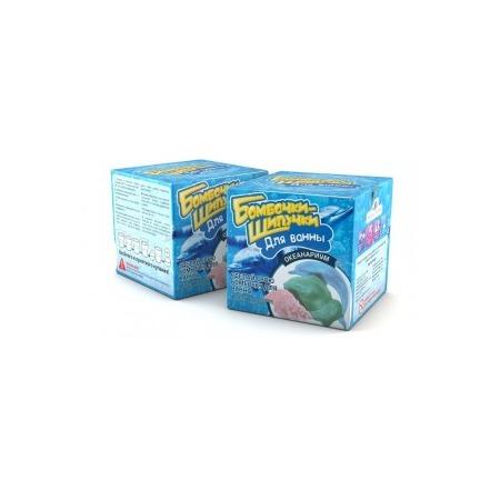Купить Набор для создания бомбочек Инновации для детей «Океанариум»