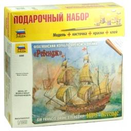 фото Сборная модель морского судна Звезда «Английский корабль Ревендж»