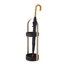 фото Подставка для зонтов Umbra Hub. Цвет: светло-коричневый, черный