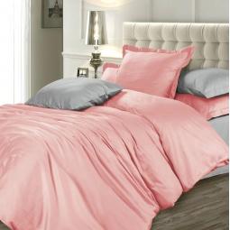 фото Комплект постельного белья Унисон «Розовый пион». 1,5-спальный