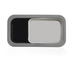 фото Форма для выпечки под ланч-бокс Monbento MB Original. Цвет: серый, черный