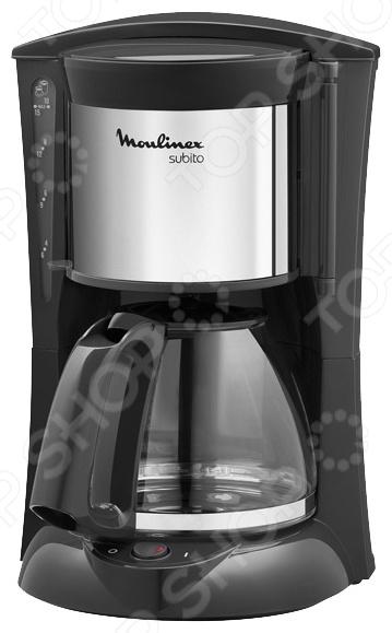 Кофеварка Moulinex FG360830 кофеварка polaris pcm 0210 450 вт черный