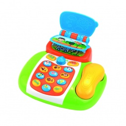Купить Пластиковая игрушка HAP-P-KID «Умный телефон»