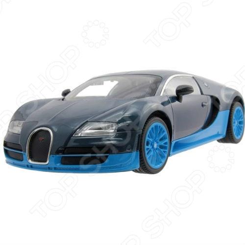 Автомобиль на радиоуправлении 1:16 KidzTech Bugatti 16.4 Super Sport автомобиль на радиоуправлении kidztech bugatti 16 4 grand sport