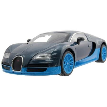 Купить Автомобиль на радиоуправлении 1:16 KidzTech Bugatti 16.4 Super Sport. В ассортименте