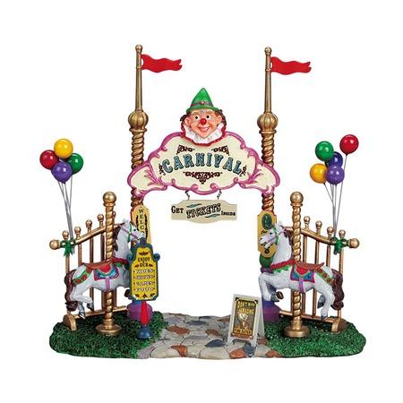 Купить Фигурка керамическая Lemax «Вход в парк развлечений»
