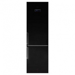 фото Холодильник Beko RCNK320E21. Цвет: черный