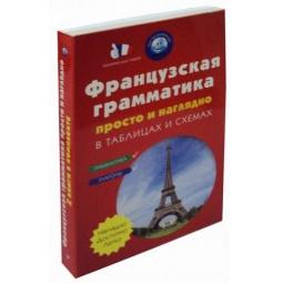 фото Французская грамматика просто и наглядно (комплект из 2 книг)