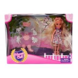 фото Кукла с аксессуарами Shantou Gepai Princess Club KW20916
