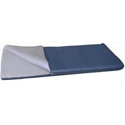 фото Спальный мешок ALASKA «Одеяло +20 С». Цвет: синий