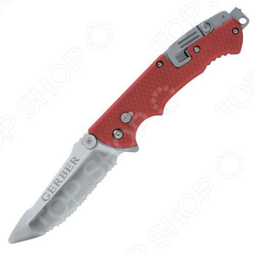 Нож туристический Gerber Hinderer Rescue