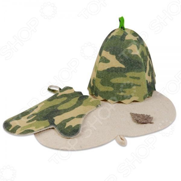 Набор для бани EVA «Камуфляж» куплю все для бани в минске