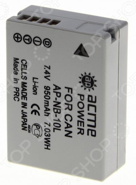 Аккумулятор для телефона AcmePower AP-NB-10L