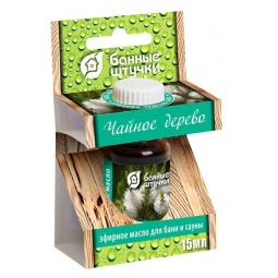 Купить Масло эфирное Банные штучки «Чайное дерево»