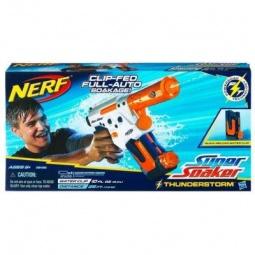 фото Оружие игрушечное Hasbro Водяной бластер Ураган
