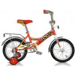 фото Велосипед Larsen Kids 14. Цвет: красный