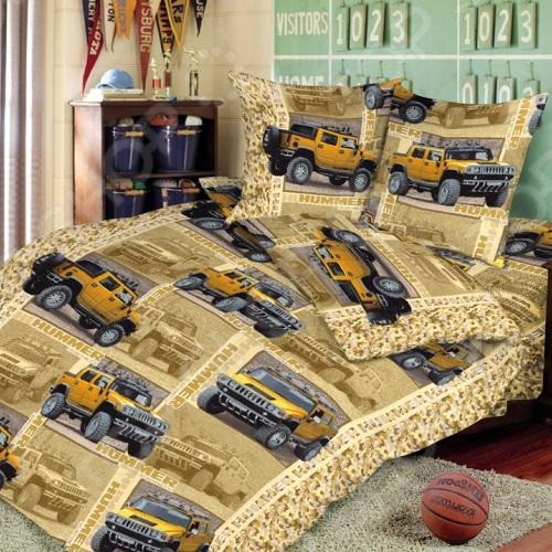 Комплект постельного белья ТексДизайн «Сафари» материнская плата gigabyte ga h110m s2v socket 1151 h110 2xddr4 1xpci e 16x 1xpci e 1x 4 matx retail
