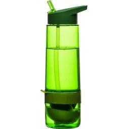 фото Бутылка Sagaform с соковыжималкой. Цвет: зеленый