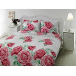 фото Комплект постельного белья Casabel Scarlet. 1,5-спальный