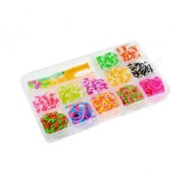 Купить Набор резиночек для плетения Tukzar TZ 12849