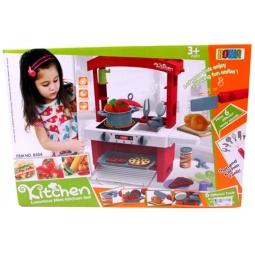 фото Игровой набор для девочки Shantou Gepai «Мини-кухня с аксессуарами» 8304