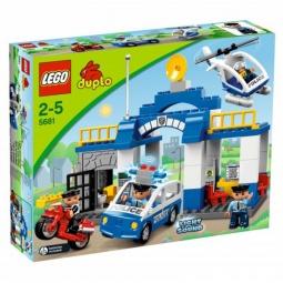 фото Конструктор LEGO Полицейский участок