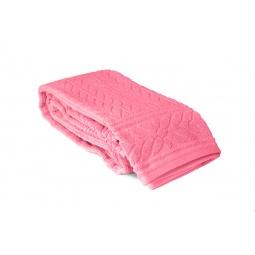 фото Полотенце Tete-a-Tete махровое Т-МП-7161. Размер: 90х150 см. Цвет: розовый