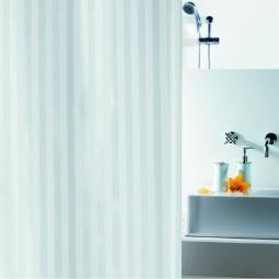 Купить Штора для ванной комнаты Spirella MAGI-SATIN