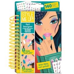 Купить Блокнот дизайнерский маникюр Style Me Up! 1479