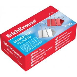 Купить Набор зажимов для бумаг Erich Krause 25088. В ассортименте