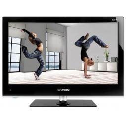 фото Телевизор Hyundai H-LED24V8. Цвет: черный