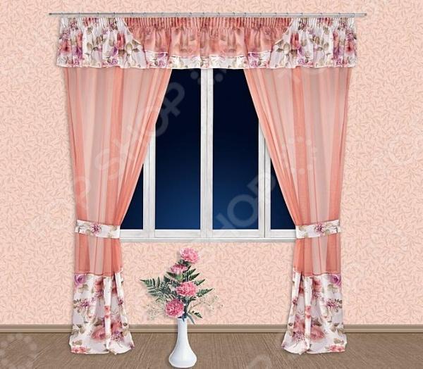 Комплект штор Злата Корунка 55527