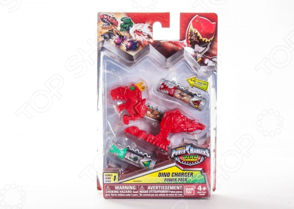 Фигурка-игрушка Power Rangers 42250. В ассортименте