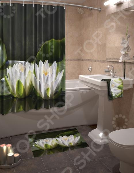Набор для ванной «Лотос»