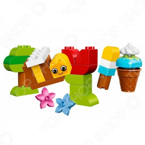 Конструктор игровой LEGO «Времена года»Конструкторы LEGO<br>Конструктор игровой Lego Времена года - интересная и увлекательная игрушка, которая откроет вашему ребенку совершенно новый мир приключений и необычных историй, автором которых сможет стать он сам. Яркие и качественные элементы конструктора выполнены из прочного и безопасного пластика, легко складываются и компонуются. Ребенок с увлечением будет собирать конструктор и придумывать новые сюжеты для игр. Кроме того, собрать конструктор вашему малышу могут помочь его друзья - деталей хватит на всех. Подобное времяпрепровождение превратить развивающие занятия в увлекательную игру, разовьет в детях чувство товарищества внимательность и ответственность. Подарите своему ребенку массу положительных эмоций и отличное настроение!<br>
